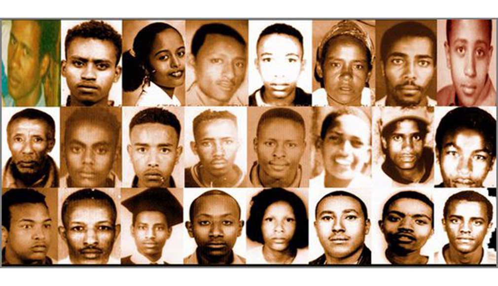 The Ethiopian massacre, May 2005
